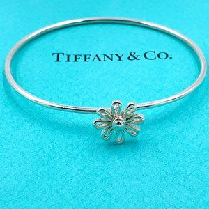 Tiffany & Co Paloma Picasso Daisy Flower Bangle